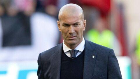 Endeuillé, Zinédine Zidane a déjà repris l'entraînement avec le Real Madrid