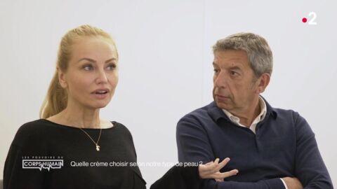 VIDEO Michel Cymes vexé par un commentaire très maladroit d'Adriana Karembeu