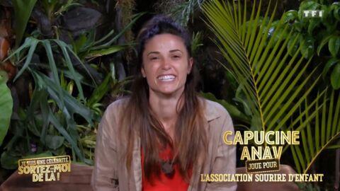 Capucine Anav: son clin d'œil trop mignon à Alain-Fabien Delon dans Je suis une célébrité, sortez-moi de là