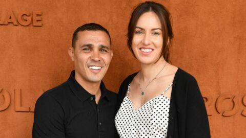 Brahim Asloum marié: il a dit «oui» à sa compagne Justine!