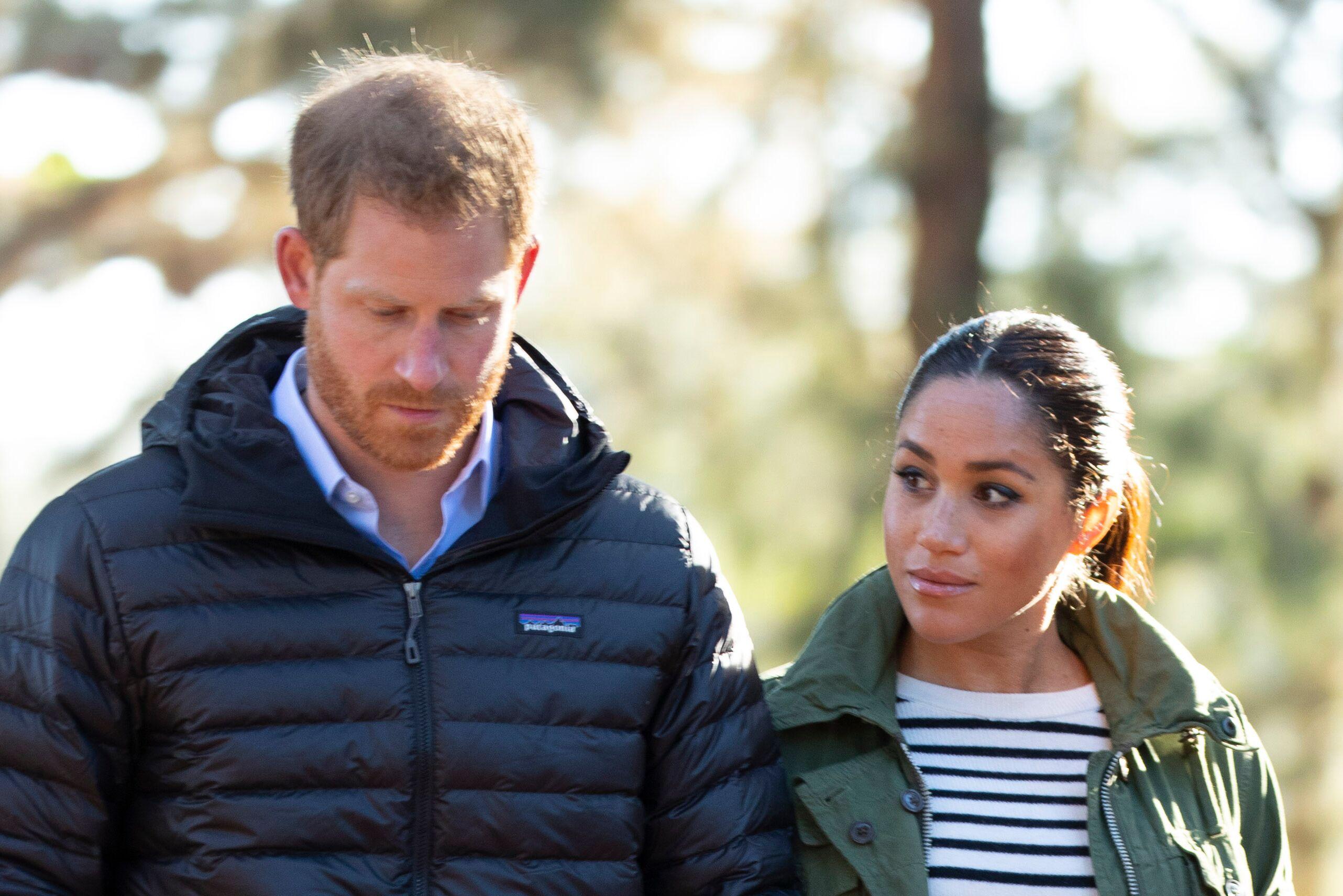 Meghan et Harry : cet énième privilège qui met en rogne le personnel de Buckingham Palace