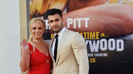 PHOTOS Britney Spears amoureuse de Sam Asghari: premier tapis rouge pour le couple