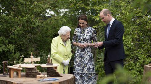 Le jour où le prince William a rendu dingue la reine Elizabeth II