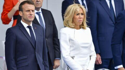 Brigitte Macron absente du dîner du président: mais où était la première dame?