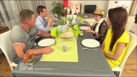 VIDEO Un dîner presque parfait: cette séquence raciste qui a ulcéré les téléspectateurs