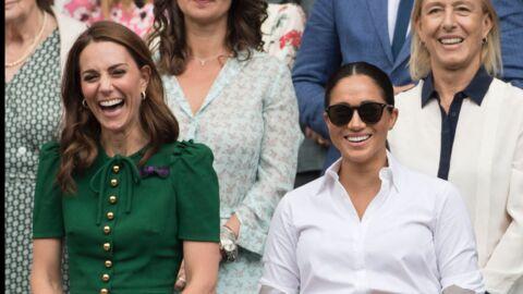 Kate Middleton et Meghan Markle réconciliées? Échangent-elles constamment par SMS?