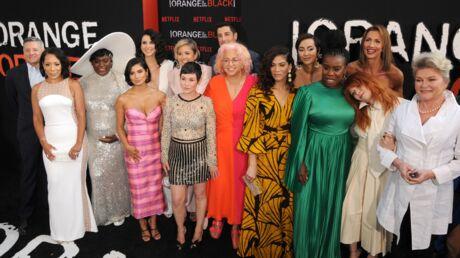 PHOTOS Orange is the new black: les actrices méconnaissables à l'avant-première de la dernière saison