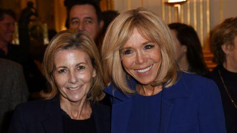 Claire Chazal: ses sms envoyés à Brigitte Macron pour sauver sa place sur France 5
