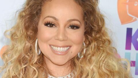PHOTO Mariah Carey en studio d'enregistrement avec ses enfants, la relève est assurée