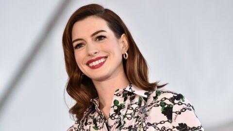 Anne Hathaway se livre à cœur ouvert sur sa seconde grossesse