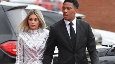 PHOTOS Mélanie Da Cruz et Anthony Martial parents : leur fils Swan a fêté son premier anniversaire