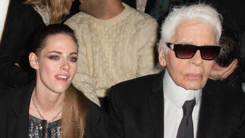 Kristen Stewart toujours très émue par la mort de Karl Lagerfeld, elle lui rend un bel hommage