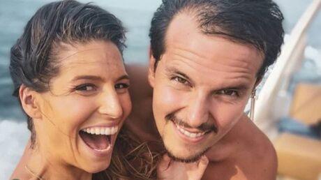 PHOTO Laury Thilleman mariée à Juan Arbelaez  elle dévoile
