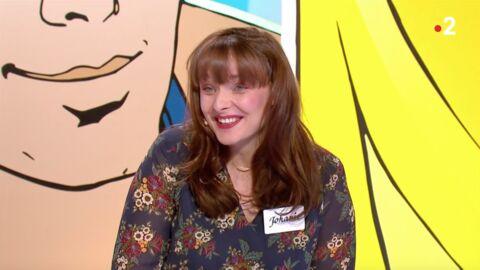 VIDEO Les z'amours: une candidate raconte la TRÈS mauvaise blague de son compagnon en plein câlin