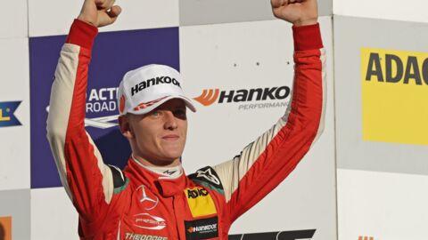 Michael Schumacher: son fils Mick remporte son premier succès en F2