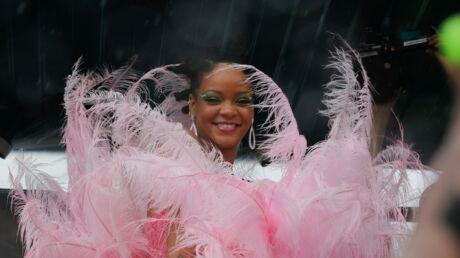 PHOTOS Rihanna sexy au carnaval de la Barbade, elle met le feu au Crop Over!