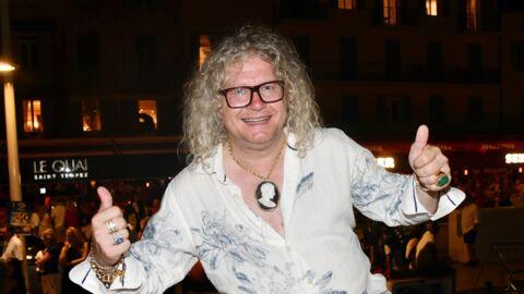 Pierre-Jean Chalençon: en grande forme, l'animateur se lâche face à des vacanciers de Saint-Tropez