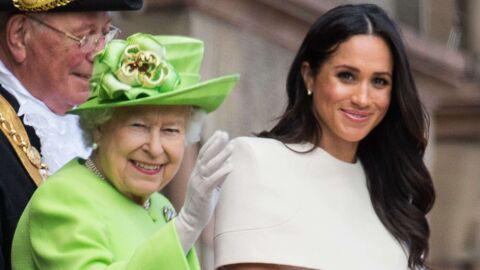 Elizabeth II inquiète pour Meghan Markle: ce qu'elle redoute le plus pour la femme du prince Harry