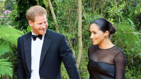 PHOTO Meghan Markle et le prince Harry: inspiré par Lady Diana, le couple lui rend un bel hommage