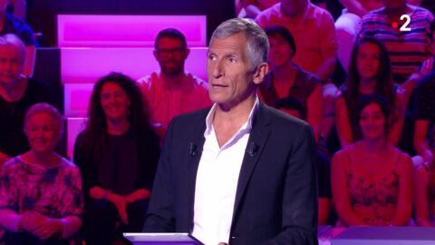 VIDEO Nagui: son gros tacle à un célèbre animateur de France 2