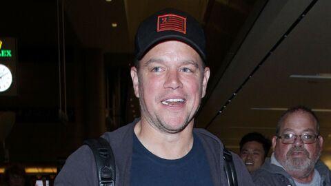 Matt Damon: cette adorable attention du comédien pour ses quatre filles