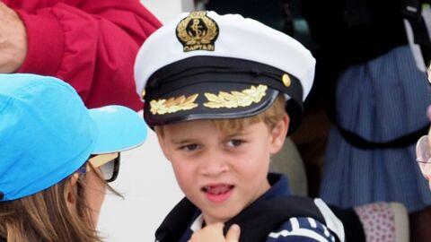 Prince George: ce défi répugnant qu'il a relevé pour un célèbre aventurier