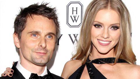 Matthew Bellamy (Muse) marié: les premières photos de son union avec Elle Evans dévoilées