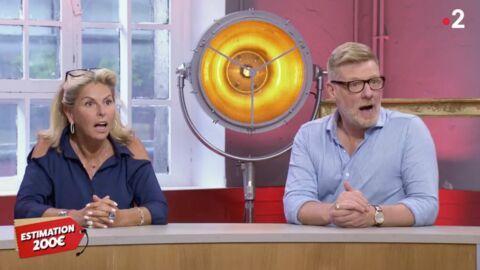 VIDEO Affaire conclue: Caroline Margeridon et Julien Cohen choqués par la révélation d'une vendeuse