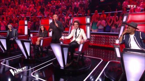 INFO VOICI – The Voice: découvrez quel célèbre chanteur va intégrer le jury