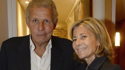 Claire Chazal se confie sur sa «relation chaotique» avec Patrick Poivre d'Arvor