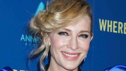 Cate Blanchett prête à mettre un terme à sa carrière? Elle sème le doute