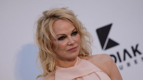 PHOTO Pamela Anderson: Découvrez qui lui a redonné le sourire