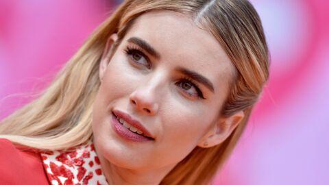Emma Roberts – Sa petite robe vichy coûte moins de 70 euros!