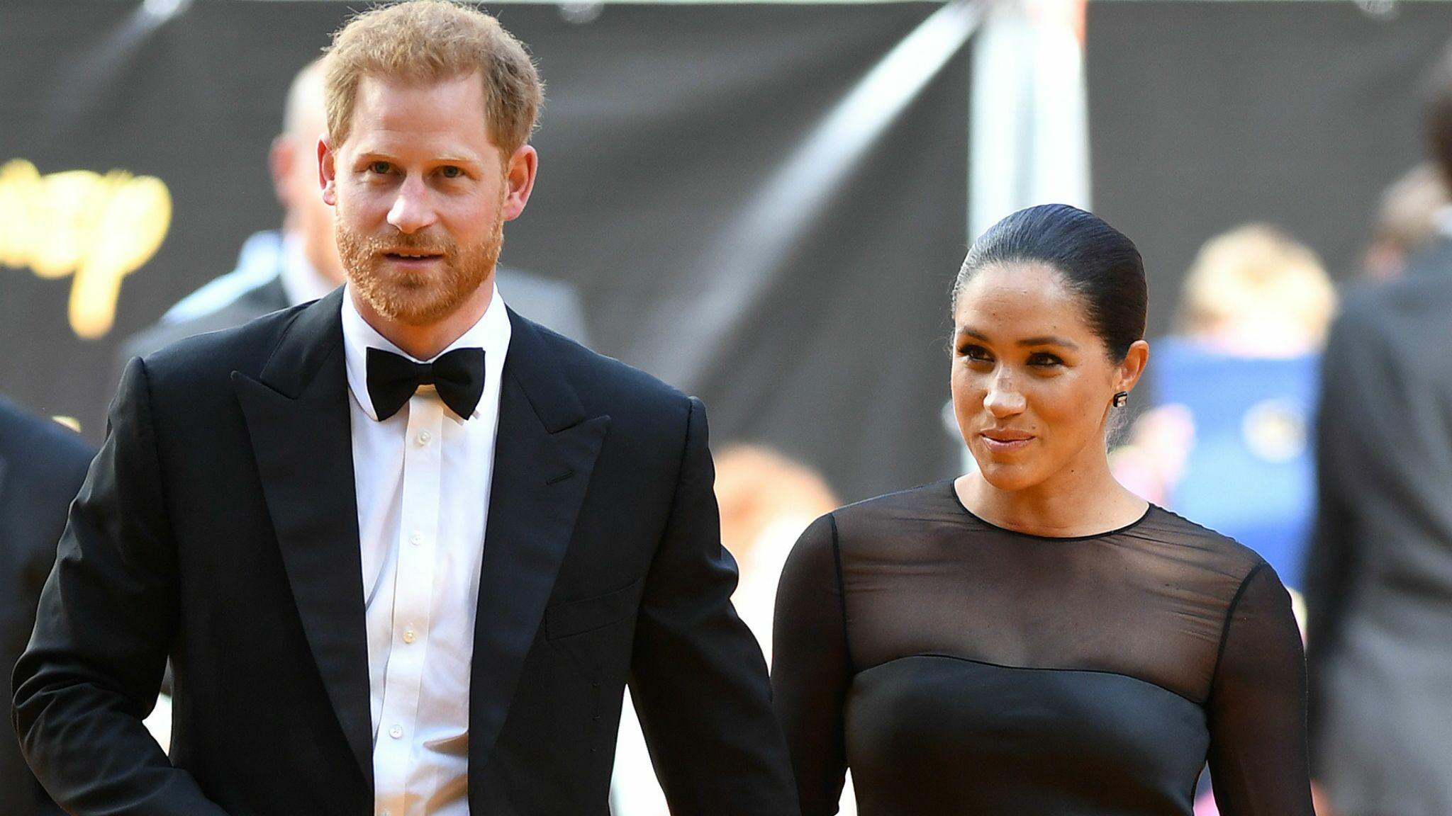 Meghan Markle et le prince Harry au plus mal : cette démission qui entache encore leur image