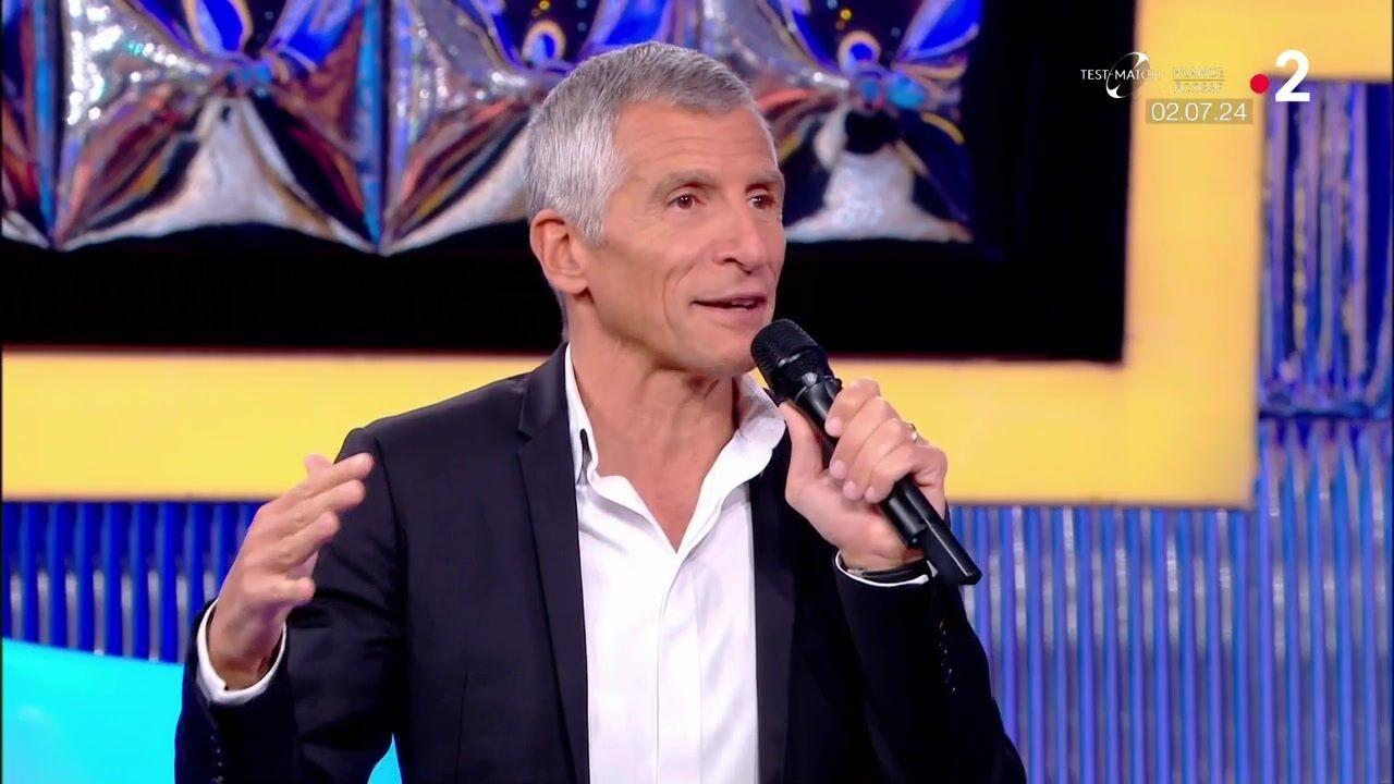 VIDEO Nagui : cette grosse gaffe évitée de peu vis-à-vis de Jean-Jacques Goldman