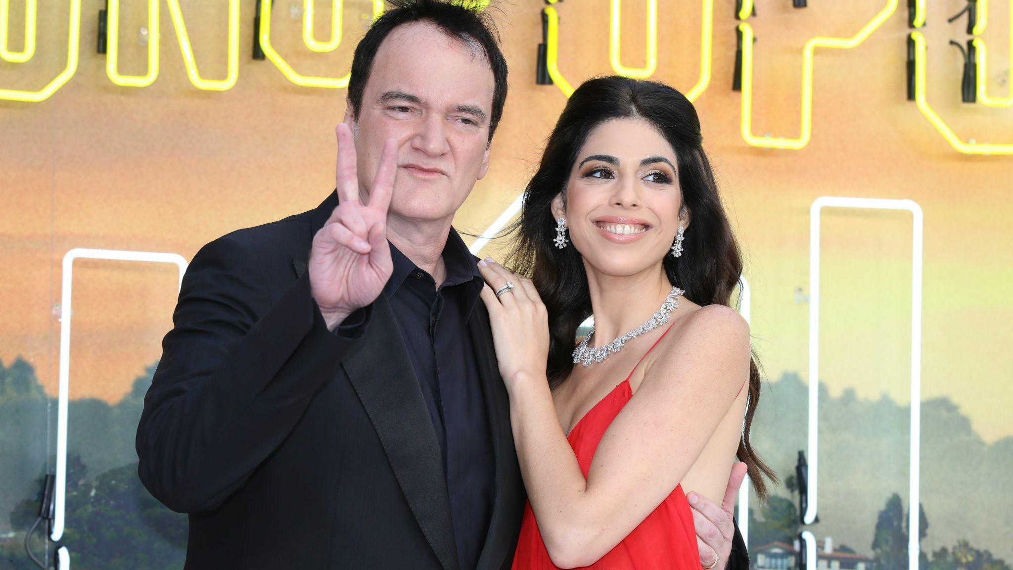 Quentin Tarantino bientôt papa à 56 ans : sa femme Daniella est enceinte