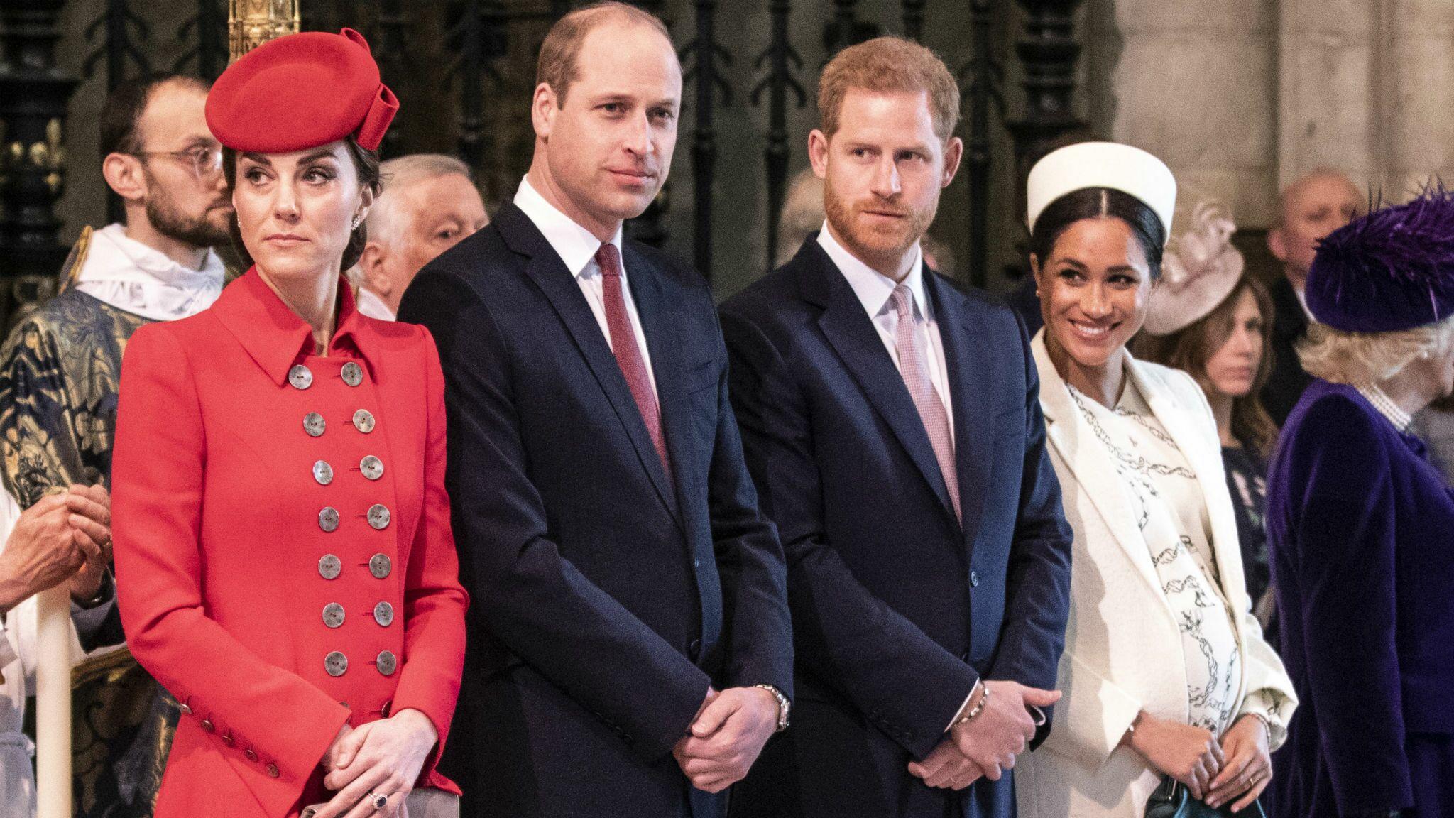 Meghan Markle et le prince Harry : ce nouvel affront de Kate et William qui les fait enrager