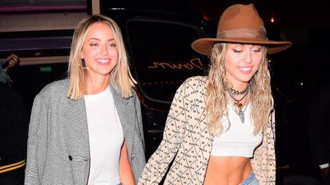 PHOTOS Miley Cyrus main dans la main avec Kaitlynn Carter: elle officialise aux MTV VMA
