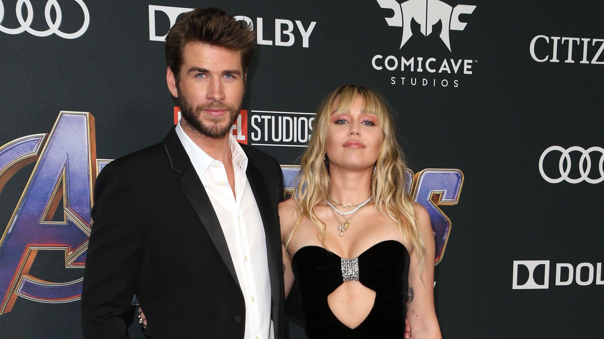 Liam Hemsworth : son choix de divorcer de Miley Cyrus est-il guidé par sa famille?