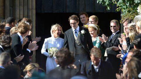 PHOTOS Ellie Goulding: Beatrice et Eugenie d'York, Sarah Ferguson, Orlando Bloom… Un défilé de stars pour son mariage!