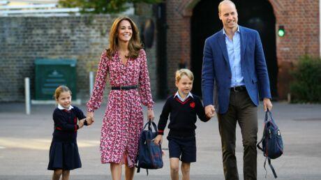 PHOTOS Princesse Charlotte: les images craquantes de sa première rentrée des classes
