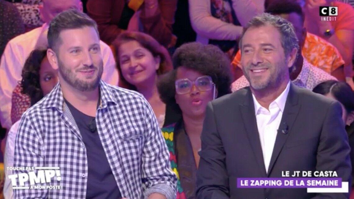 VIDÉO TPMP ouvert à tous : Maxime Guény tacle Benjamin Castaldi et c'est très drôle!