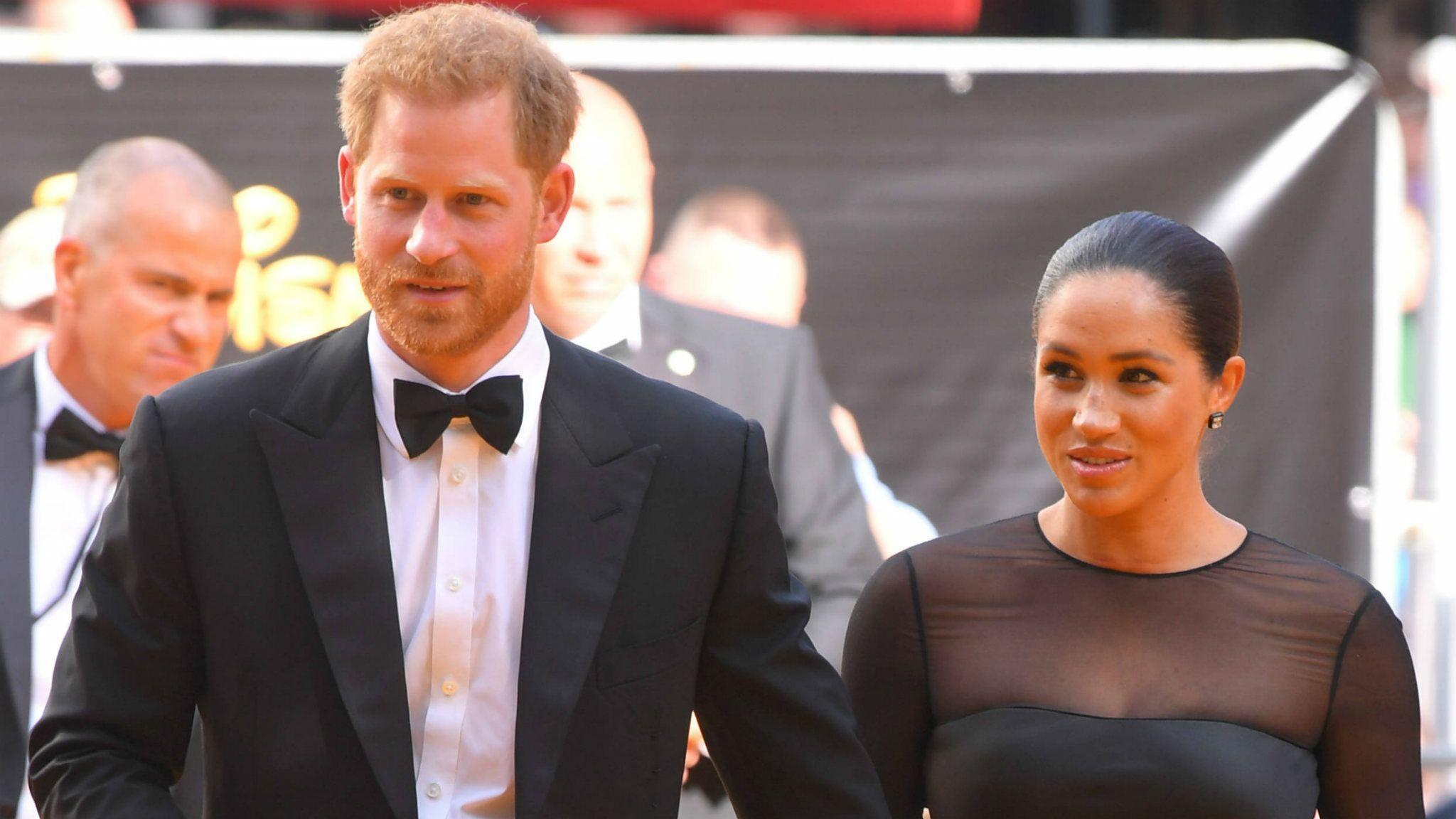 Meghan Markle et le prince Harry s'offrent un week-end à Rome sans Archie