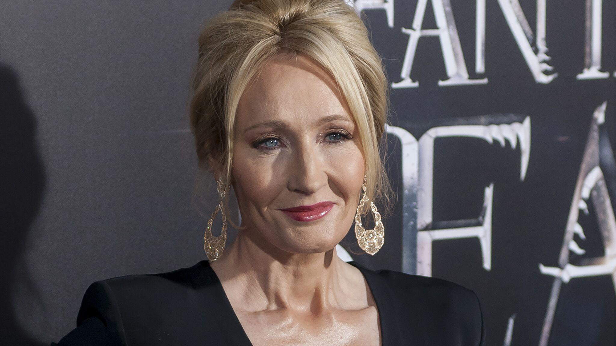 J.K. Rowling : l'autrice d'Harry Potter fait un don de 17 millions d'euros pour la recherche médicale