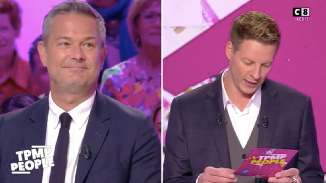 VIDEO TPMP People : Guillaume Frisquet clashe violemment Matthieu Delormeau