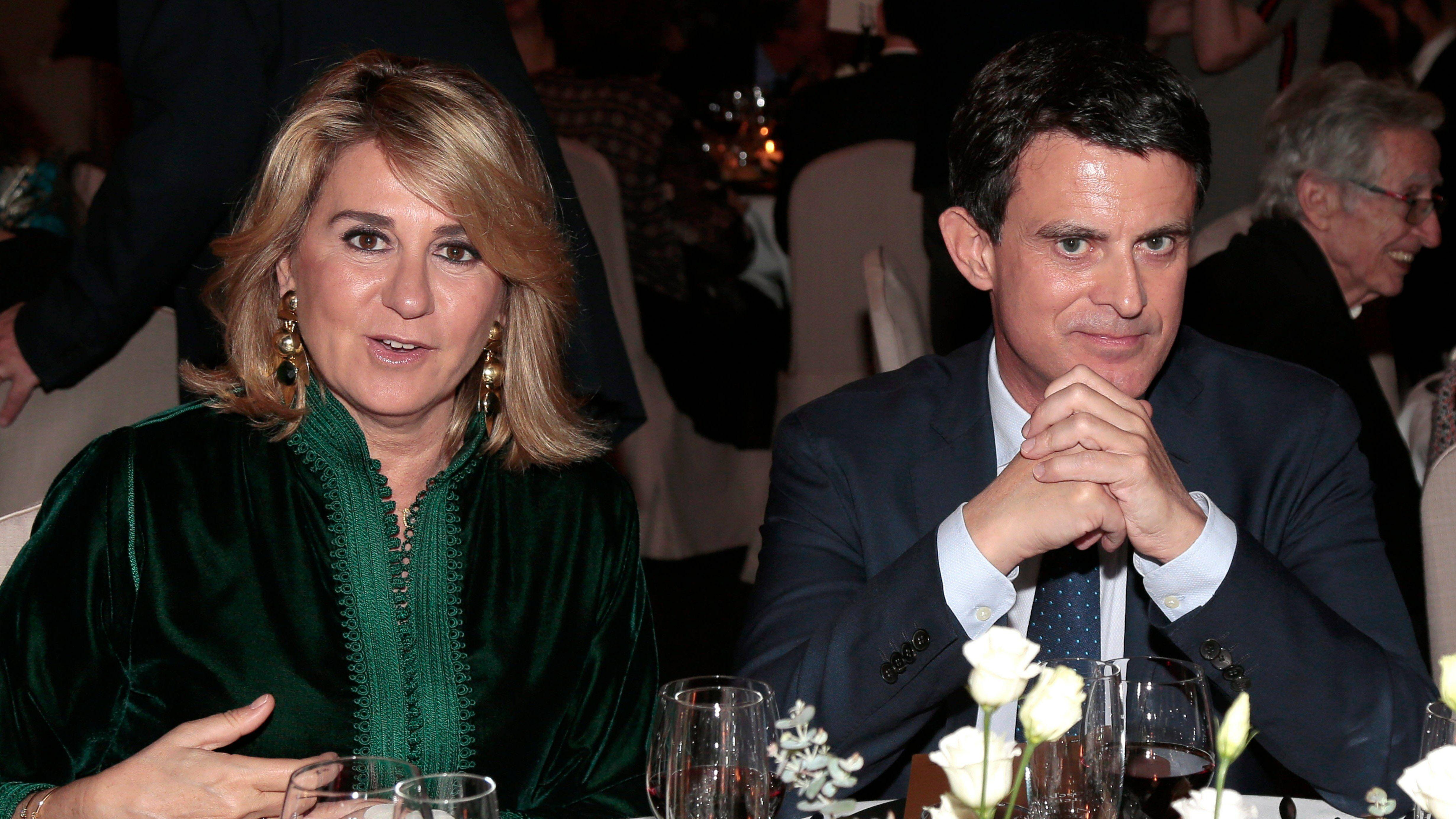 Manuel Valls et Susana Gallardo : le couple s'est marié aux Baléares