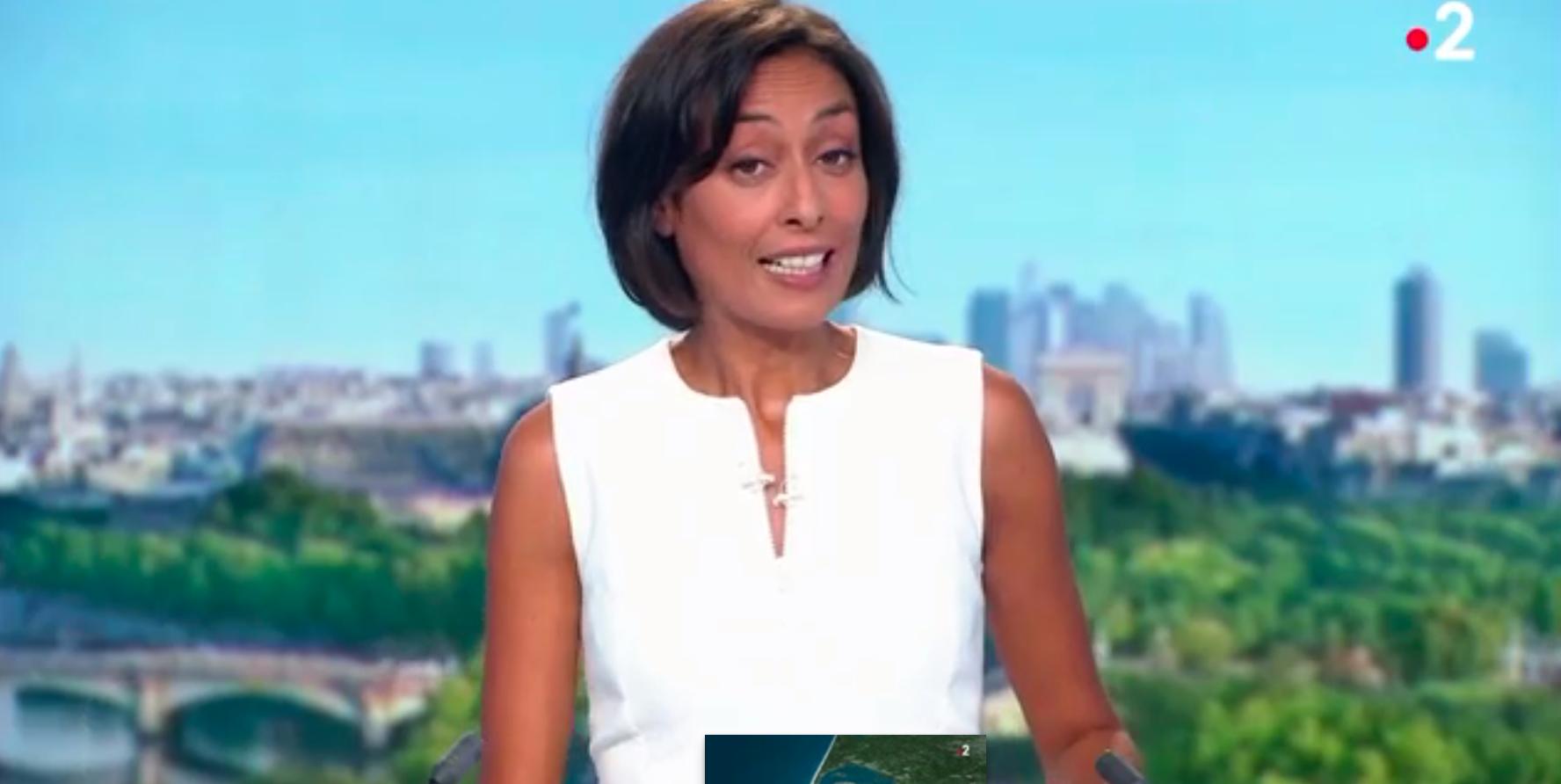 VIDEO Série de couacs sur France 2, Leïla Kaddour contrainte de rendre l'antenne