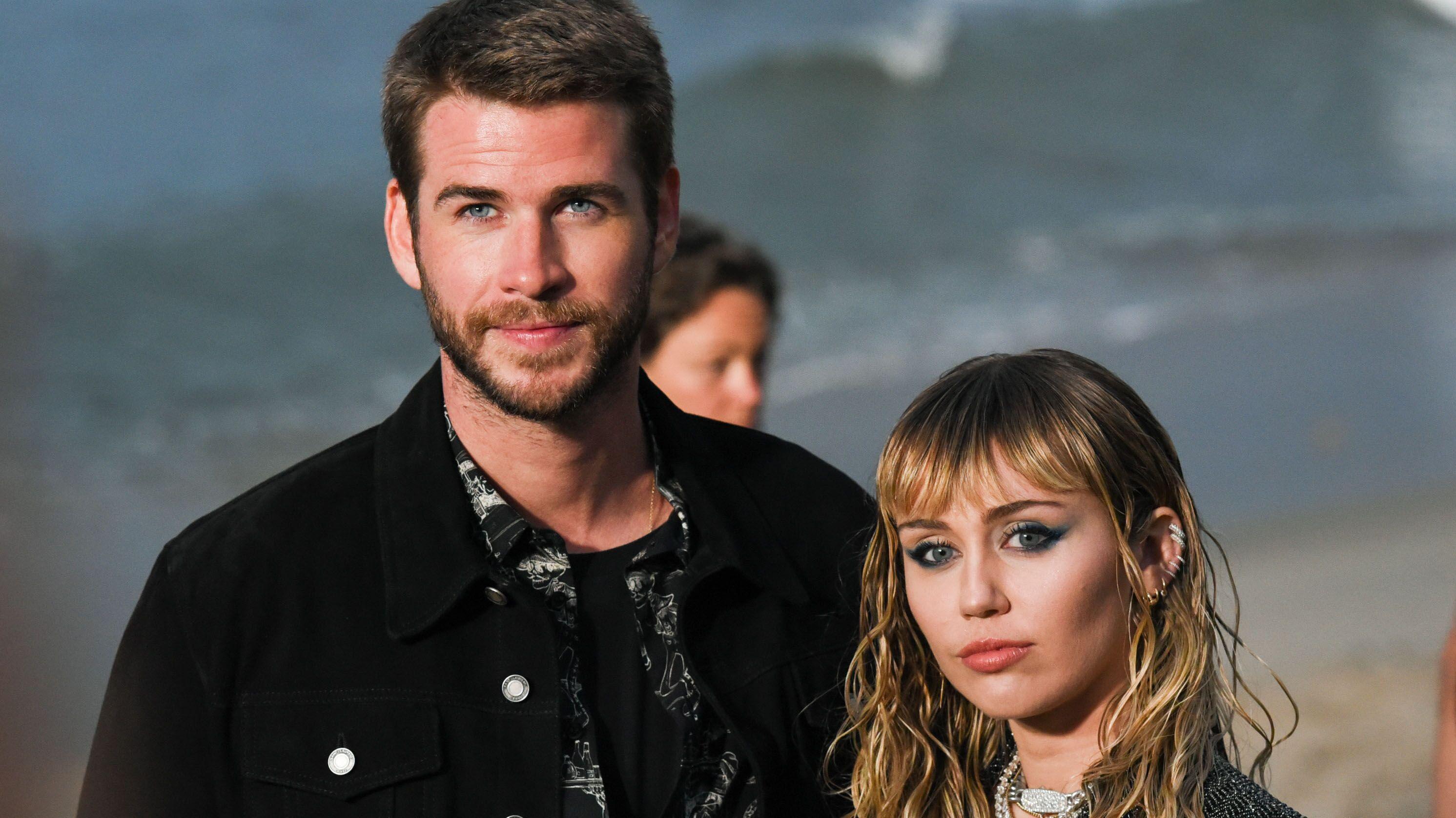 Liam Hemsworth : l'horrible manière dont il a appris sa séparation avec Miley Cyrus