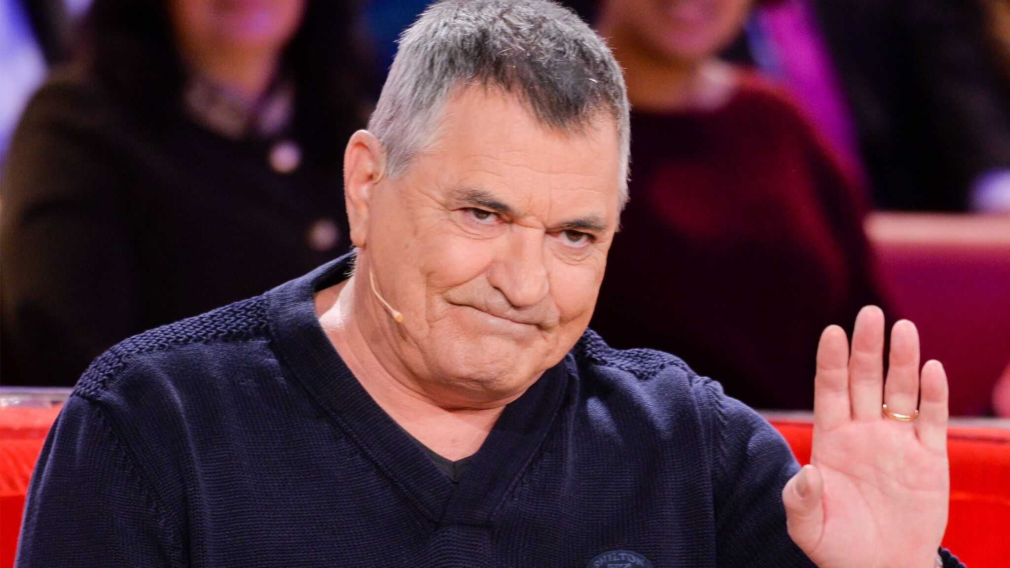 Jean-Marie Bigard tacle encore le CSA après une blague bien vulgaire