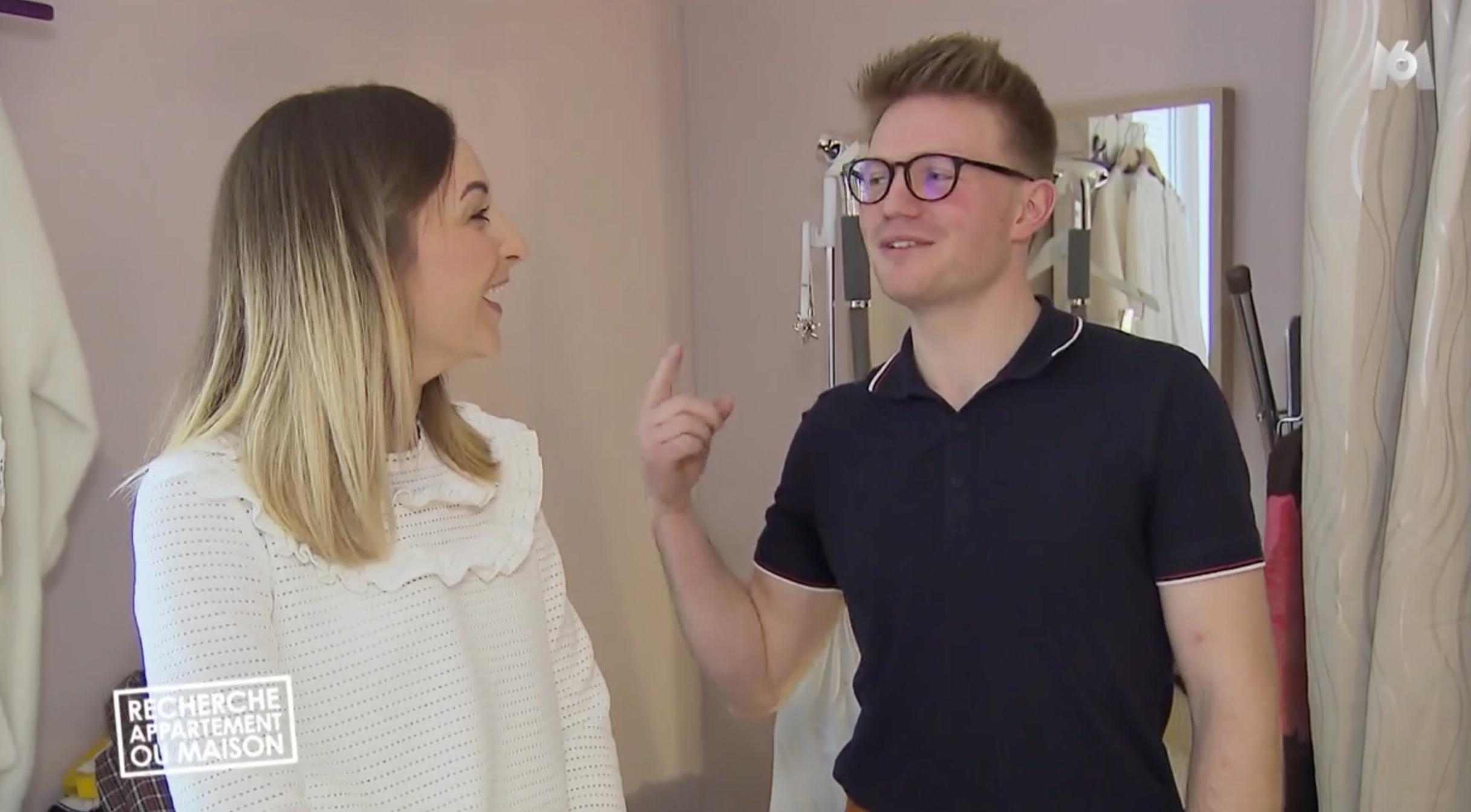 VIDEO Recherche appartement ou maison : l'attitude d'un jeune homme avec sa copine indigne les internautes